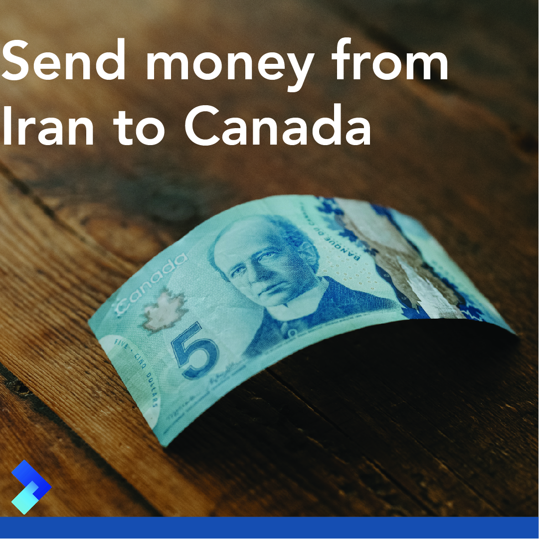 Is it legal to send money to Iran from Canada?