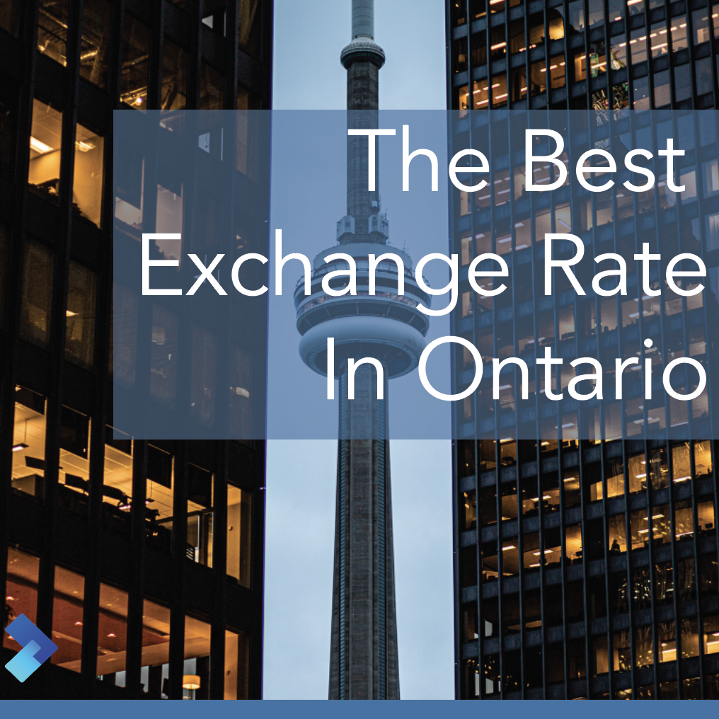 Currency Exchange in Ontario; Find the best option!